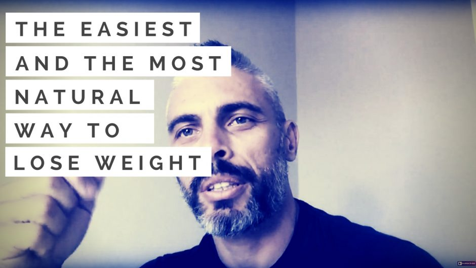 The easiest way to lose weight